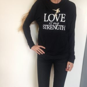 Love is My Strength / Black